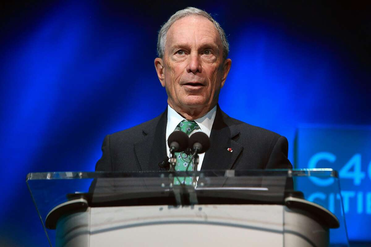 Michael Bloomberg Former three-term mayor of New York City, elected as mayor as a Republican, later became an Independent In a prime-time address at the Democratic National Convention, the billionaire made the case that Clinton is the best choice for moderate voters in 2016.