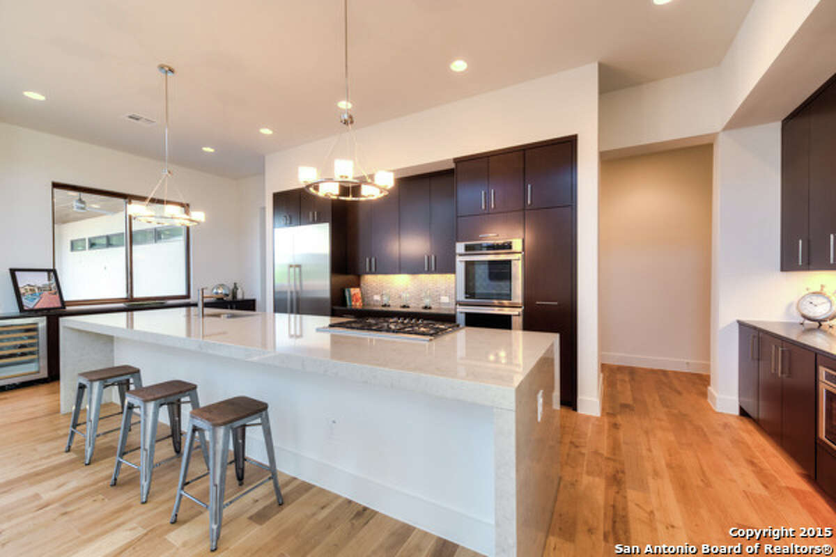 1. 2 Via Aragon: $1.69 million4,980 square feet / 4 beds / 5 bathsThis property was listed on April 8, 2014, with an original listing price of $1.75 million, according to SABOR.