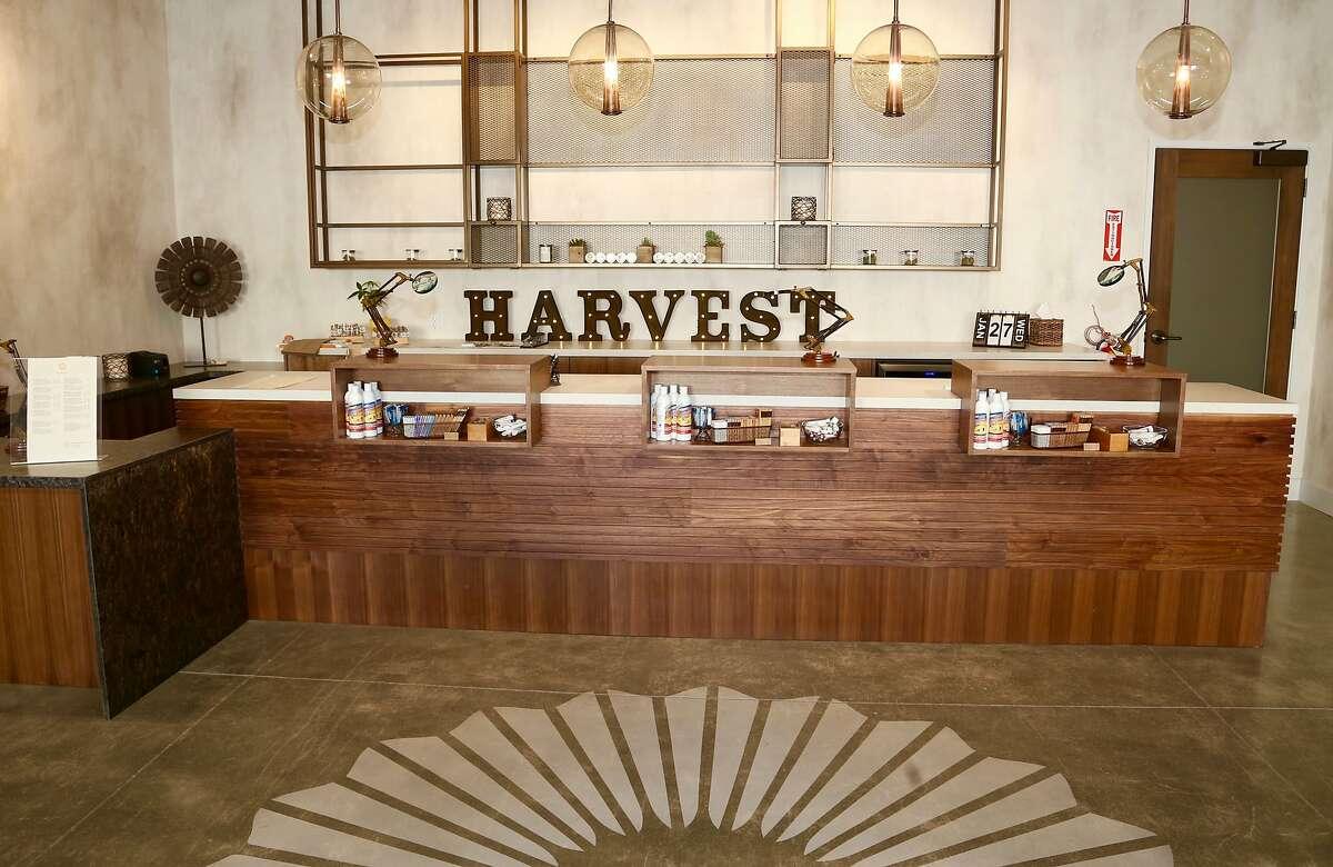 Harvest Retail Counter