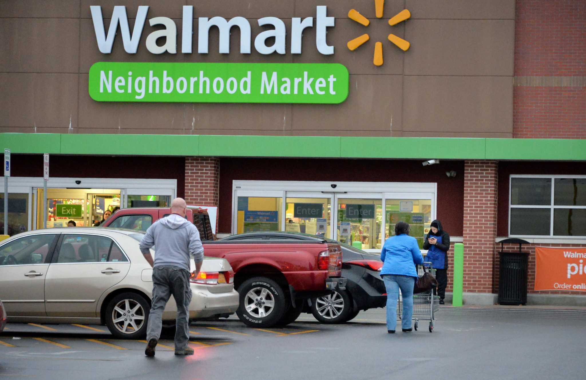 walmart but we do give them a 10 percent employee discount