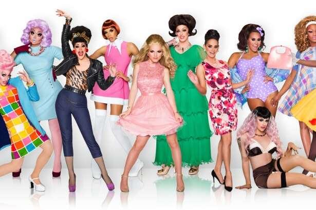 RuPaul's Drag Race - Season 8 queens