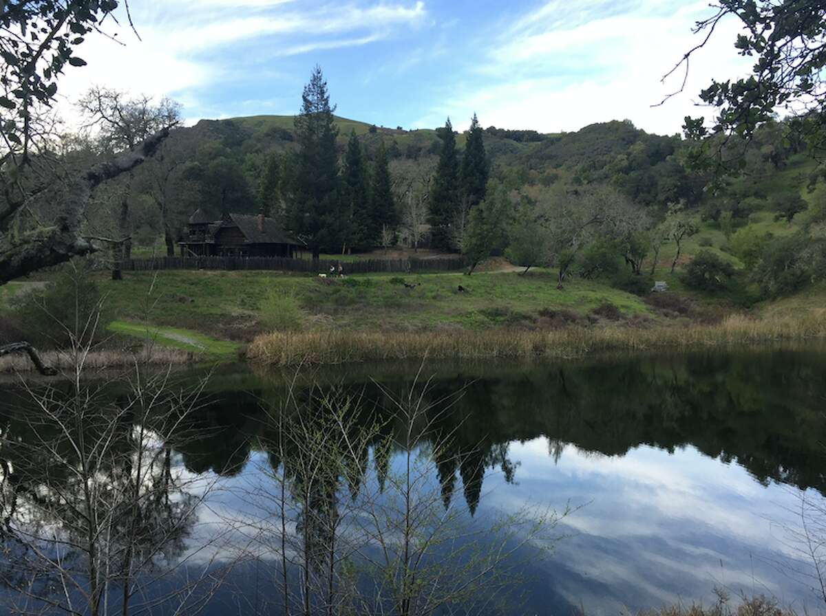 Phoenix Lake is is a popular hiking spot in Marin County.