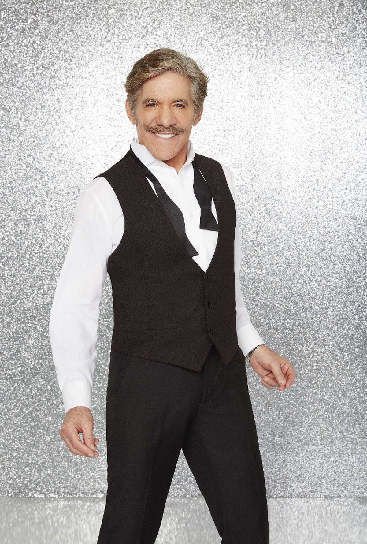 DANCING WITH THE STARS - GERALDO RIVERA - The stars grace the ballroom floor for the first time on live national television with their professional partners during the two-hour season premiere of