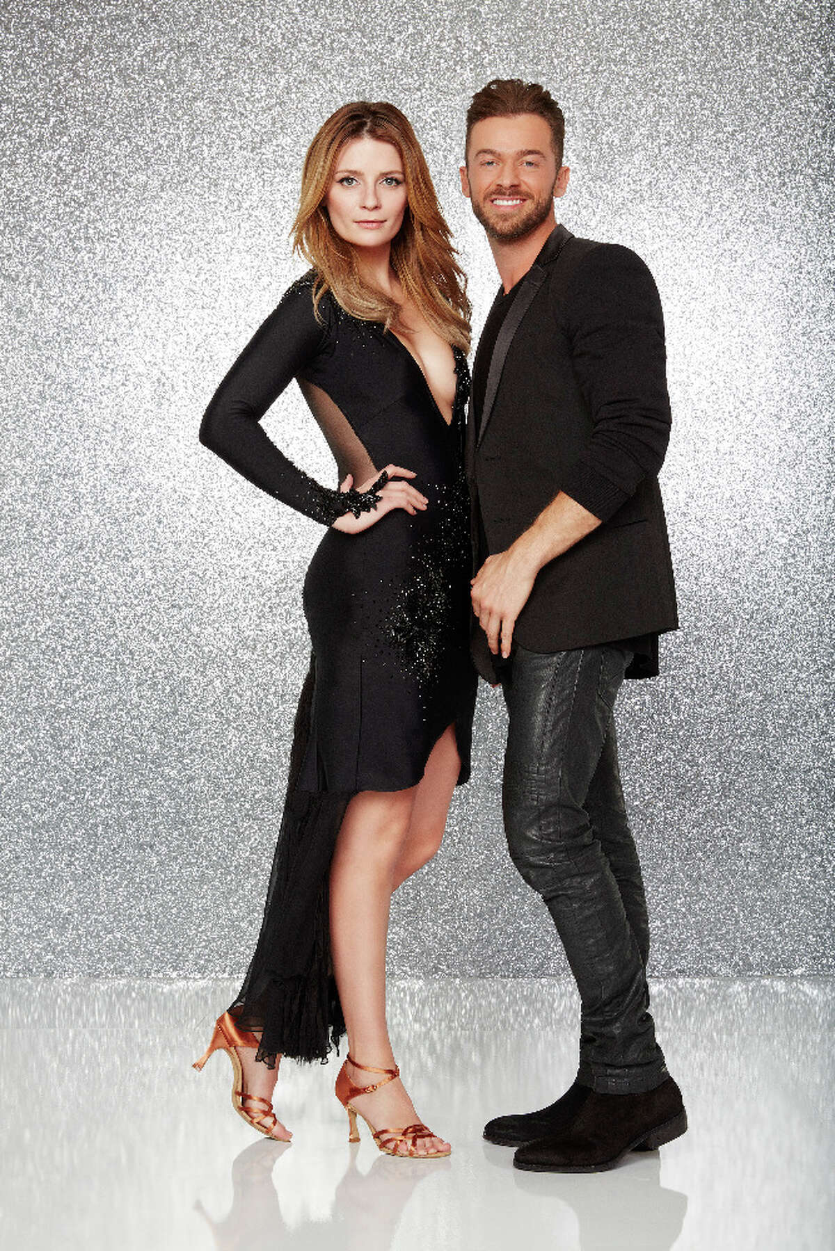 DANCING WITH THE STARS - MISCHA BARTON AND ARTEM CHIGVINTSEV - The stars grace the ballroom floor for the first time on live national television with their professional partners during the two-hour season premiere of