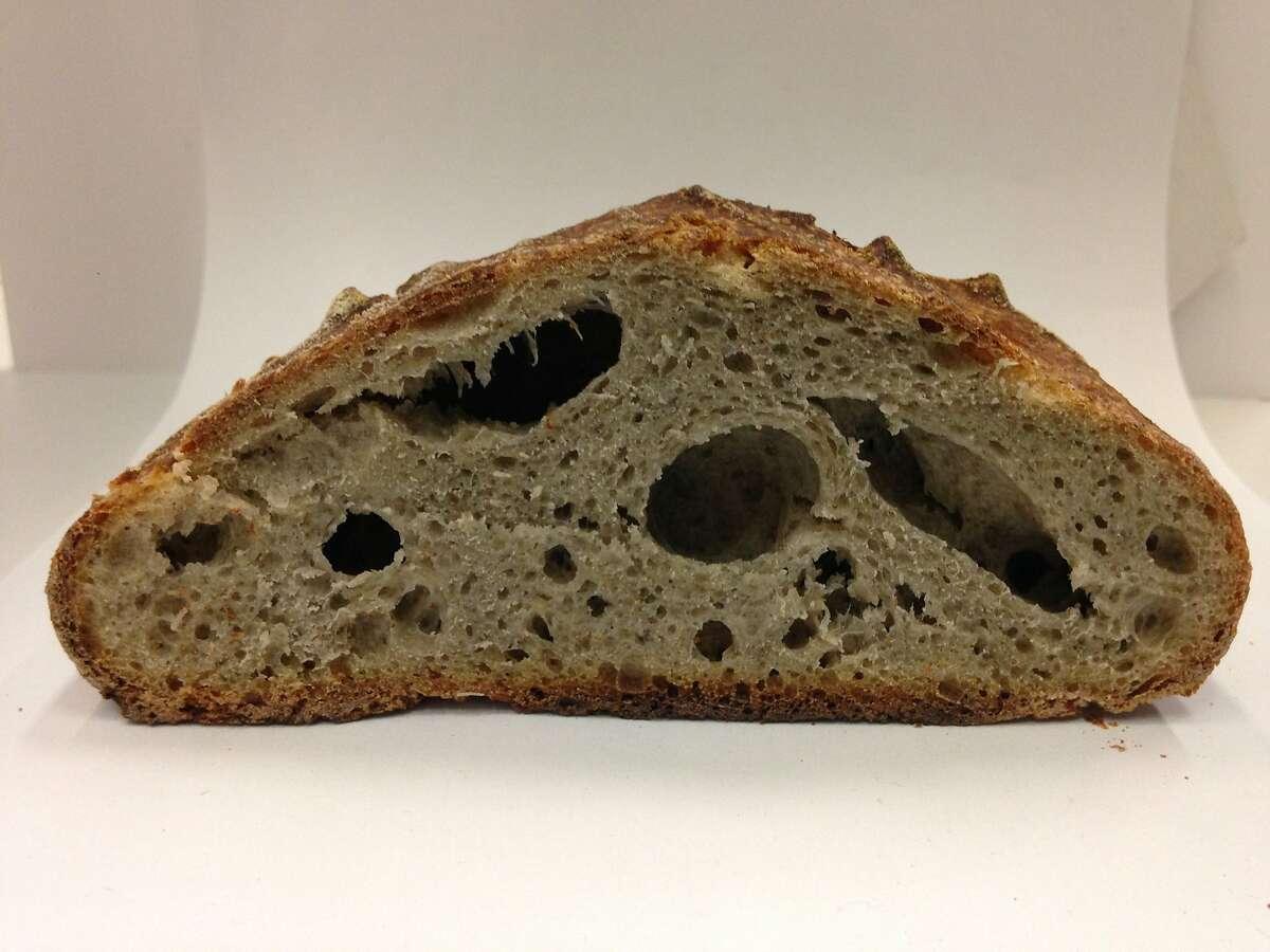 Pulse sourdough bread.