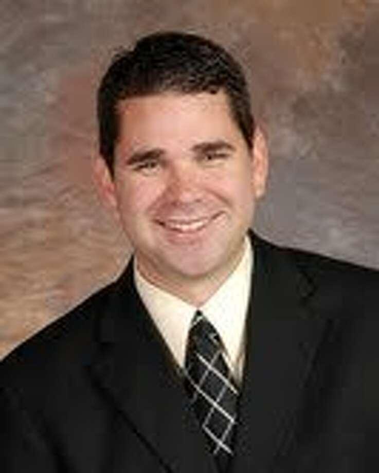 St. Thomas Episopcal athletic director Clayton Harrell