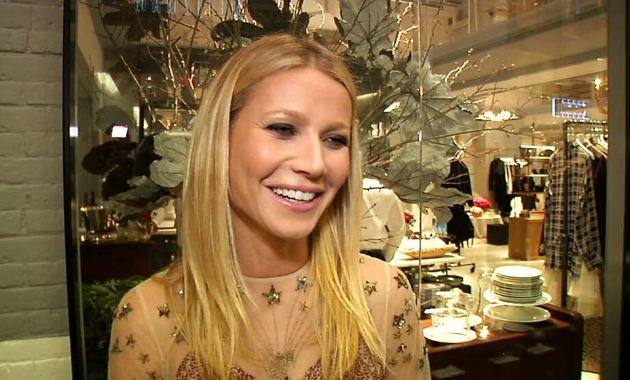 """The """"Power Trip"""" women's summit in San Francisco March 21 and 22 will feature guest speakers including actor/blogger Gwyneth Paltow (seen here in 2015 at the opening of her pop-up store in New York.) The summit is organized by Marie Claire magazine Editor-in-Chief Anne Fulenwider. Photo: Bastien Inzaurralde, Associated Press"""