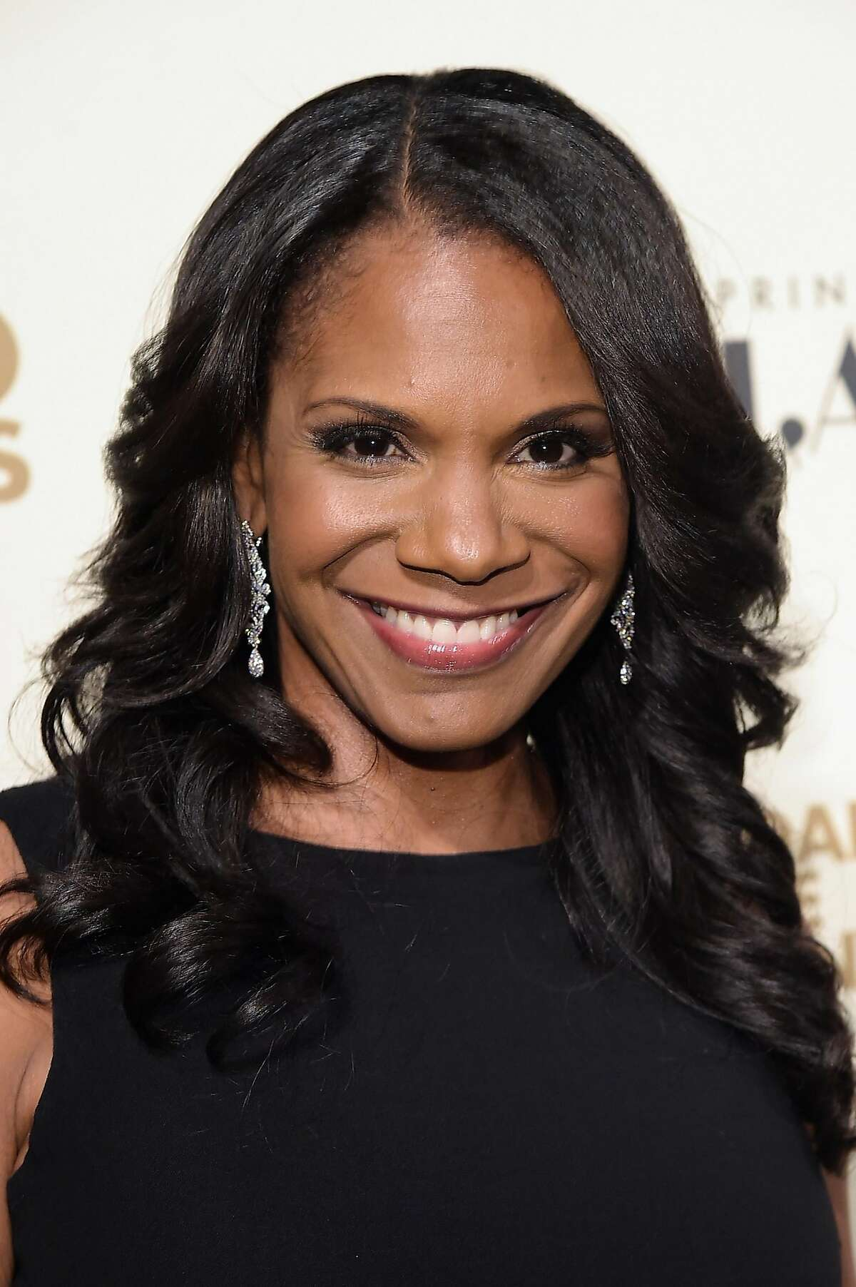NEW YORK, NY - FEBRUARY 29: Actress Audra McDonald attends the Roundabout Theatre Company 2016 Spring Gala at The Waldorf-Astoria on February 29, 2016 in New York City. (Photo by Theo Wargo/Getty Images)