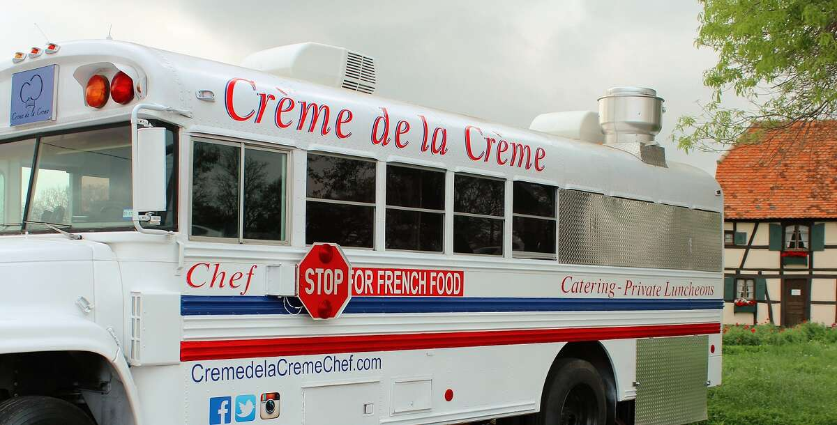 """Spur Tony Parker is about to start feeding San Antonio treats from his motherland, via his new food truck, """"Crème de la Crème."""" RELATED: Release date set for high"""