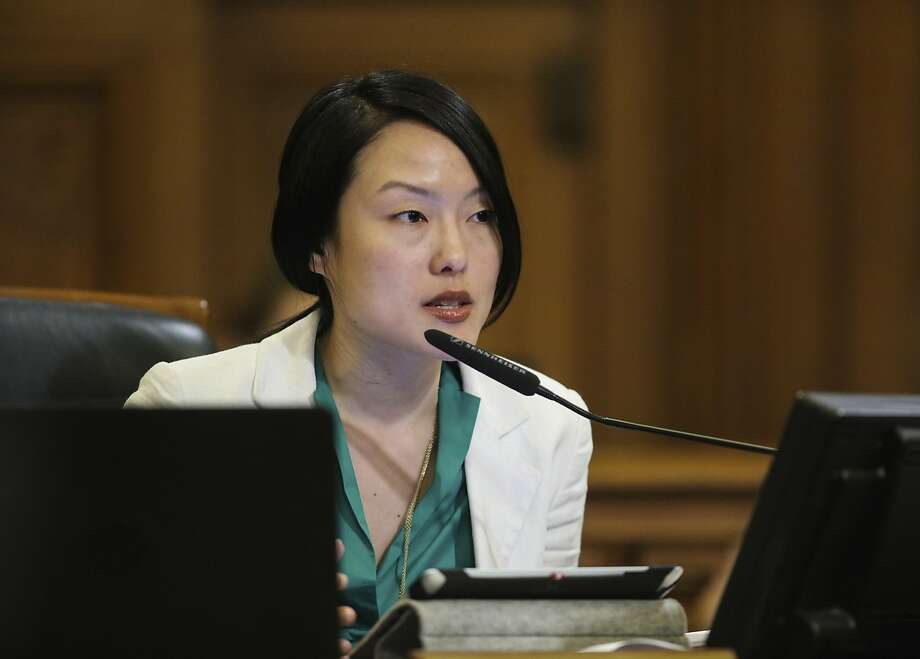 Supervisor Jane Kim. Photo: Gabrielle Lurie, Special To The Chronicle