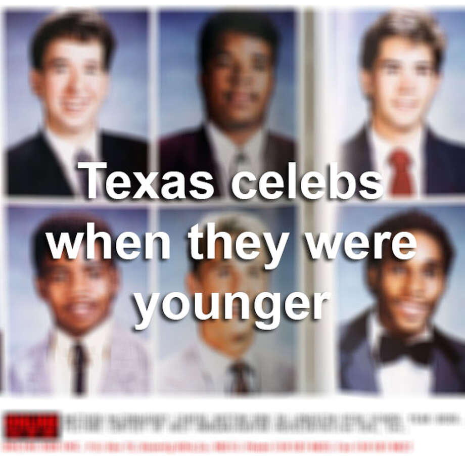 Click through the gallery to see whether you can guess Texas celebs  based on photos from their youth.