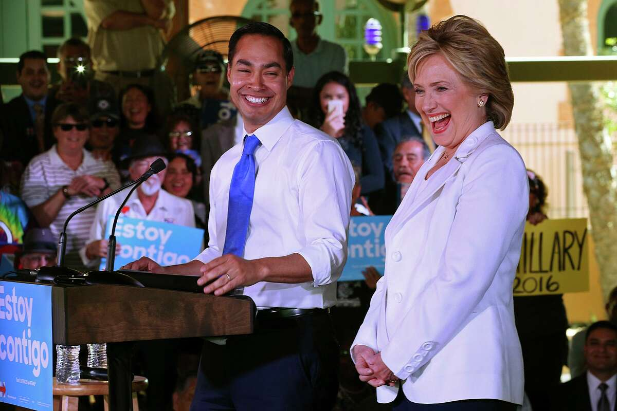 Back in 2015, the buzz was all about whether Hillary Clinton would choose U.S. Secretary of Housing and Urban Development Julián Castro as her running mate, but it never happened. A reader expresses regret about this.