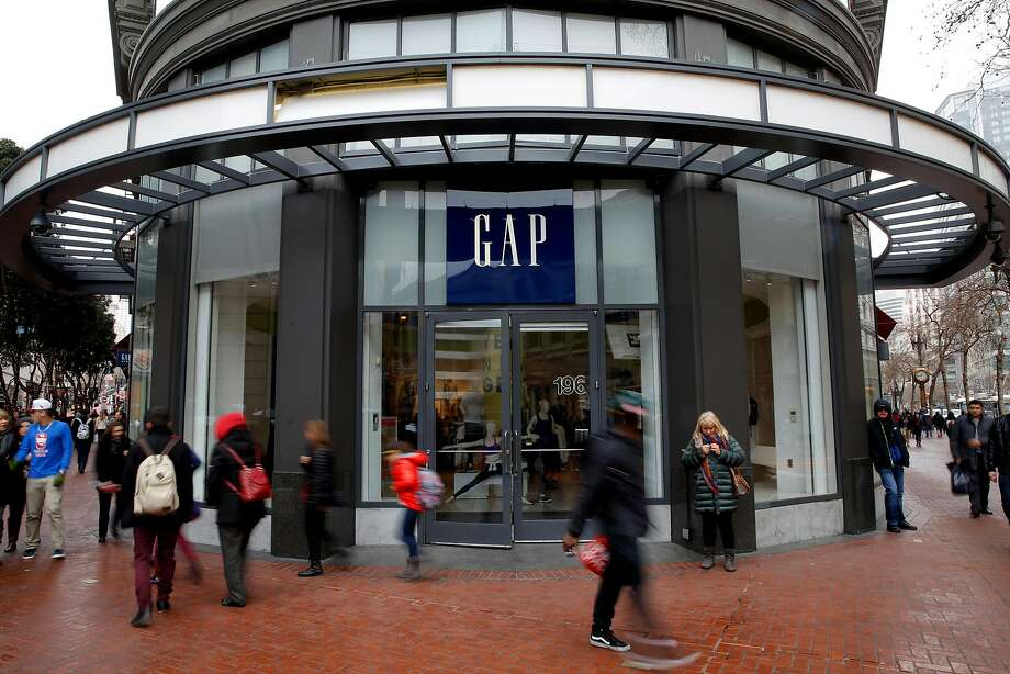 Gap is rethinking its strategy in a rapidly changing industry. Photo: Connor Radnovich Connor Radnovich, The Chronicle