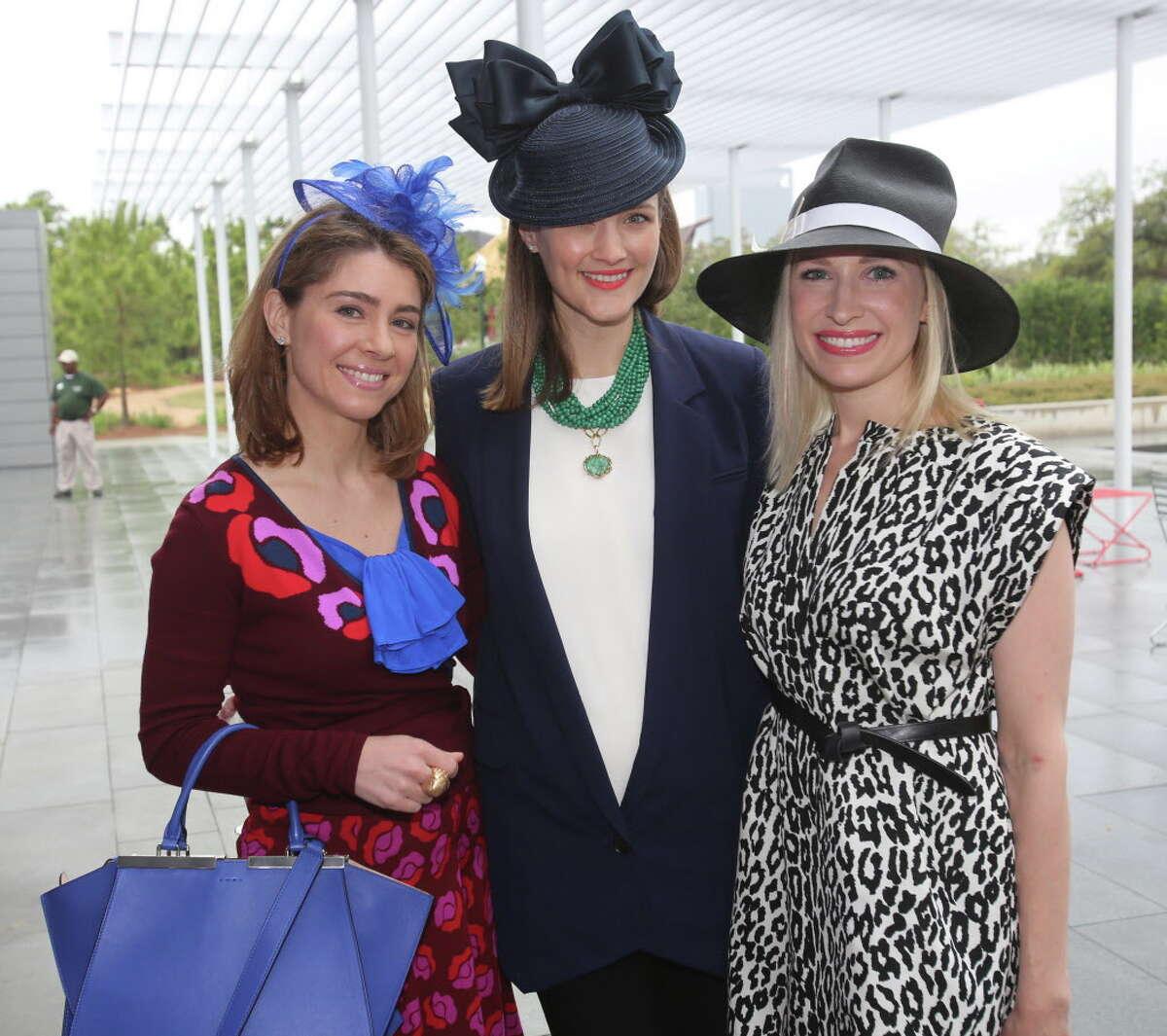 Rachael Volz, Annie Eifler, and Isabel David