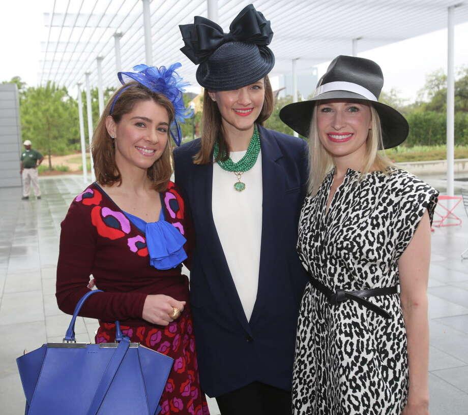 Rachael Volz, Annie Eifler, and Isabel David  Photo: Amber Elliott TBA, Houston Chronicle / © 2016  Houston Chronicle