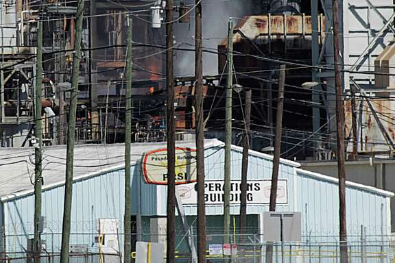 The explosion at the Pasadena Refinery System on Saturday was the latest in a run of accidents that have shaken homes and sent residents scrambling.