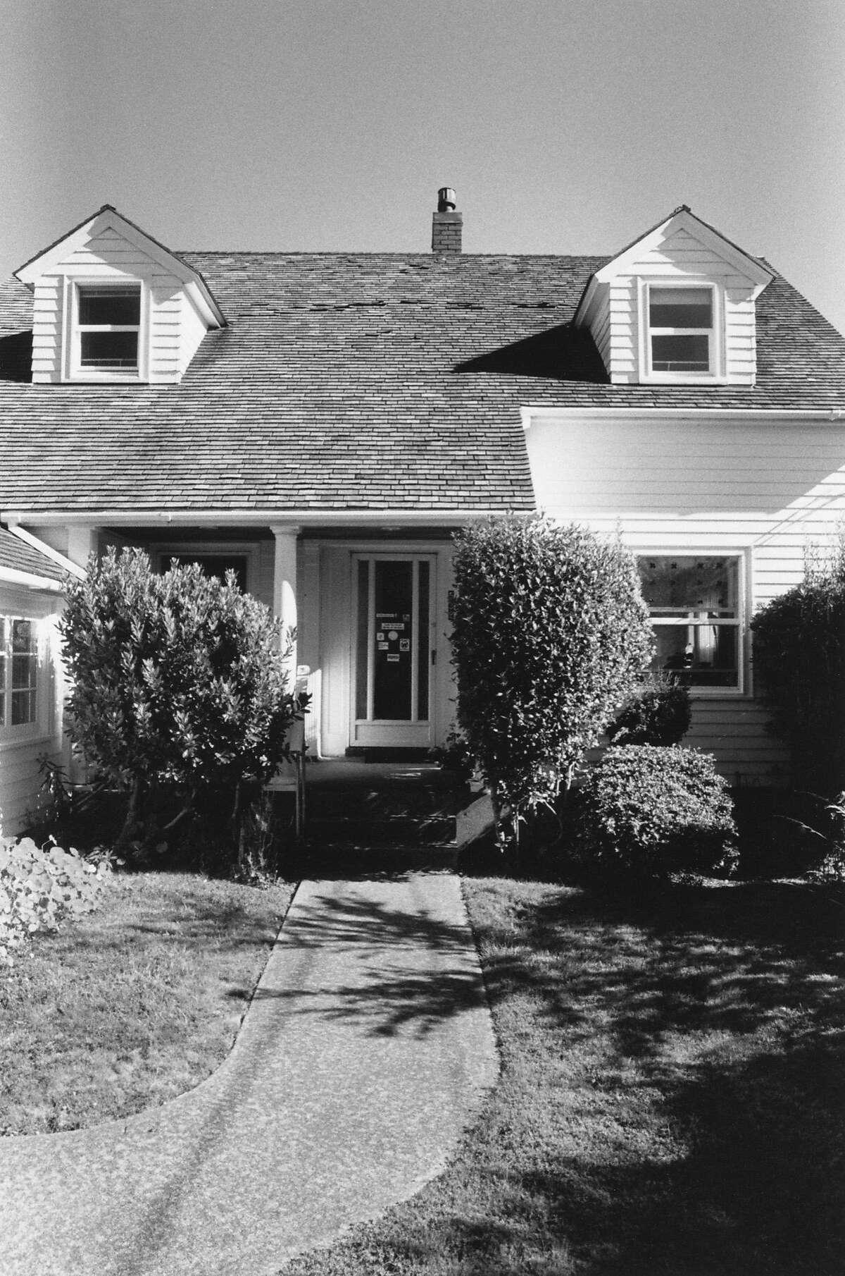 "Robert Adams, ""Around the House"""