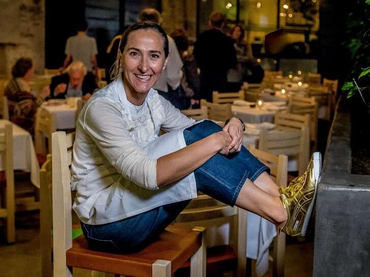 Chef Gabriela Camara of Cala in San Francisco, Calif. is seen on Friday, November 20th, 2015.