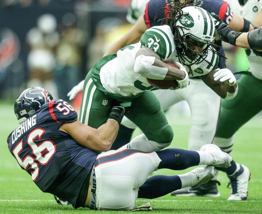The Jets' Chris Ivory is one of the running backs the Texans are looking at in free agency. Photo: Brett Coomer, Staff / © 2015  Houston Chronicle