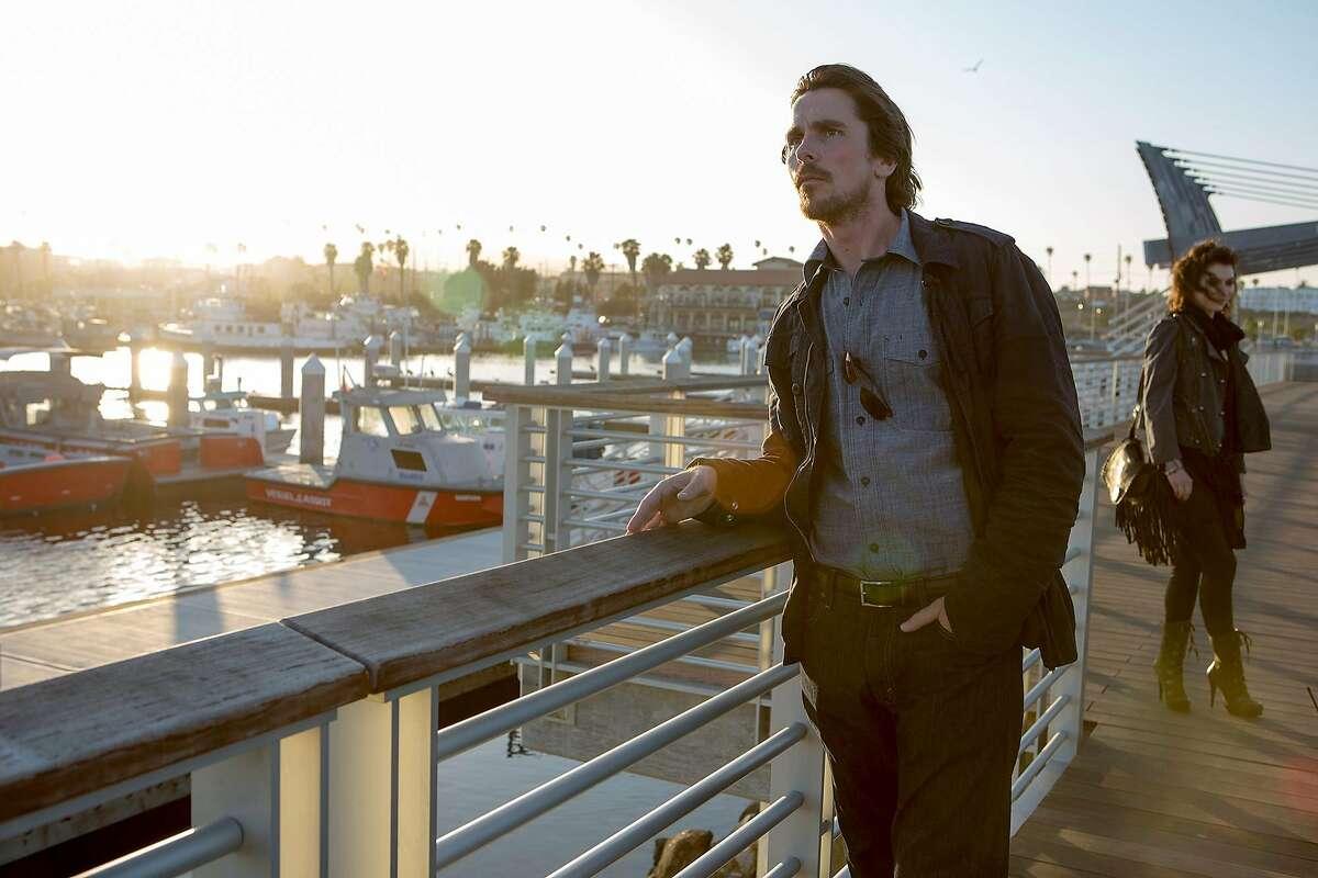 Christian Bale stars in Terrence Malick's drama