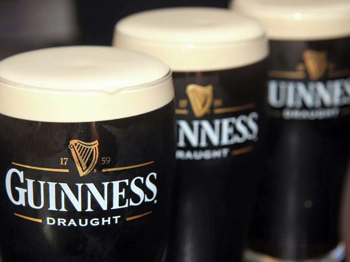 Of course, you can get a Guinness at Johnny McElroy's Irish Pub & Patio.