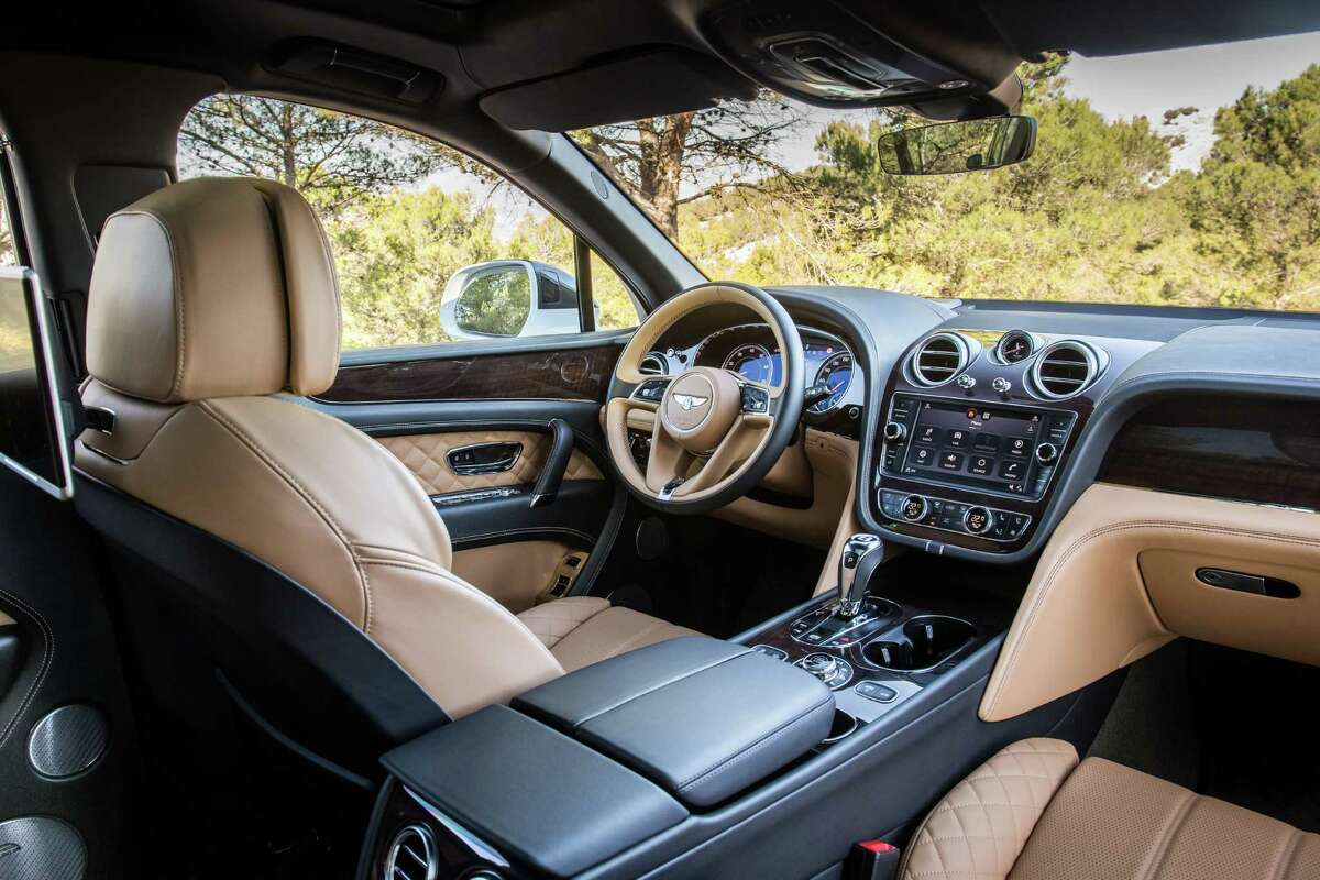 A new 2017 Bentley Bentayga is set to come with a price tag of just $229,100 for the base model. With options added the vehicle can come close to just under $300,000. The base model Bentayga comes with a 6.0-liter turbocharged W12 engine, it's an 8-speed automatic, all set on top of a permanent all-wheel drive system. Speeds top out at 187 miles per hour and it can reach 62 M.P.H. in just four seconds. The SUV gets 18 miles to the gallon, but gas prices likely won't be a bother if you can afford a quarter-million dollar SUV.