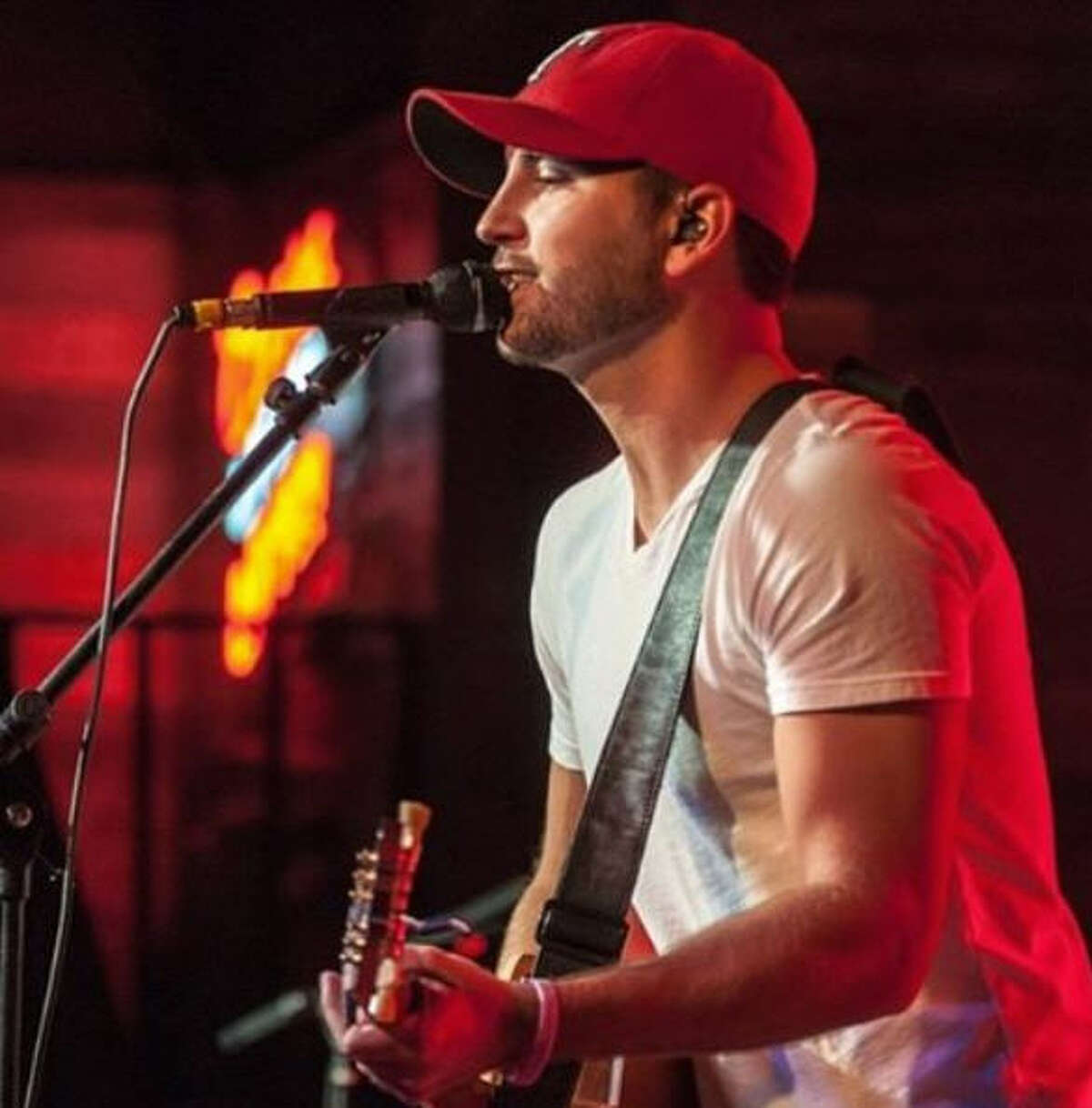College Station-based singer-songwriter Clayton Gardner