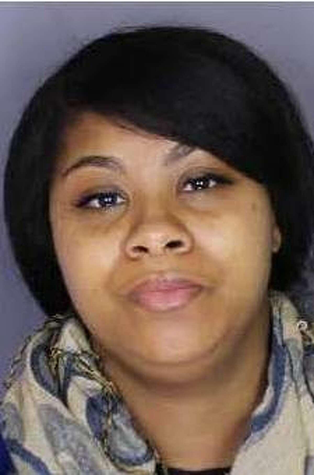 Latoya McQueen (Albany County Sheriff's Office)
