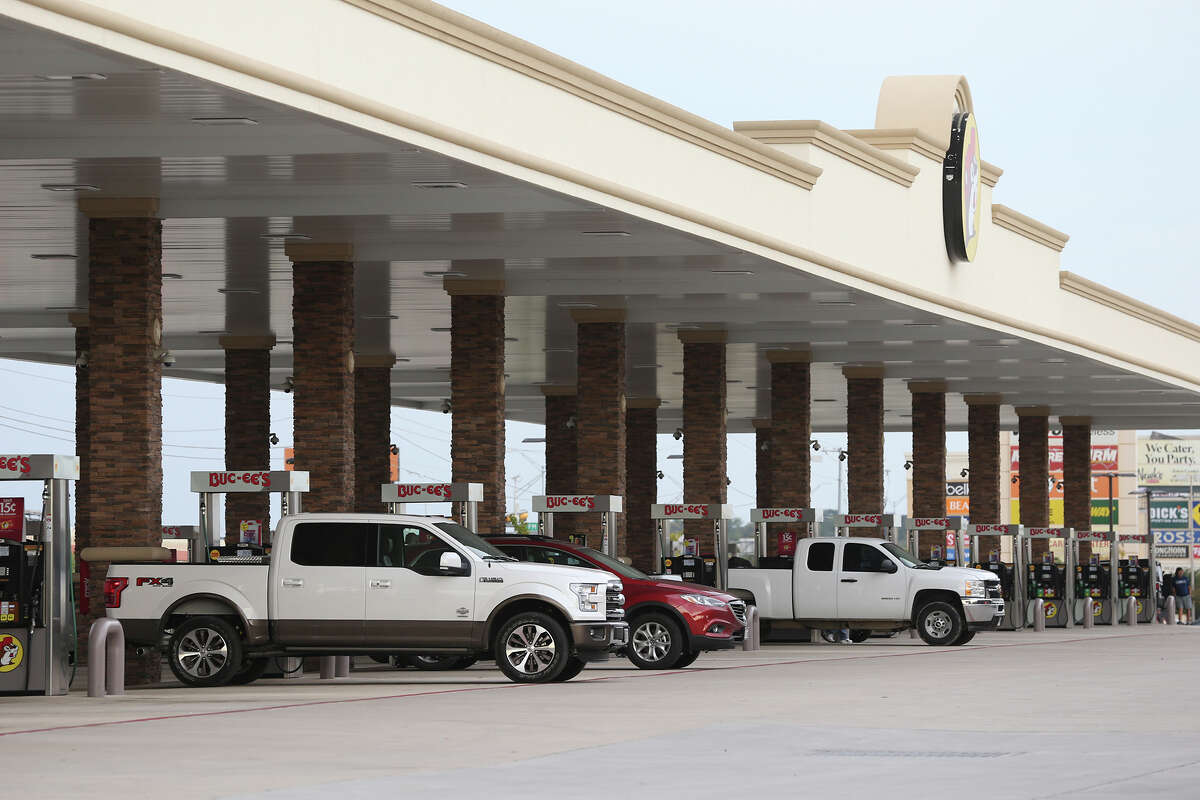 Gasoline prices are up only a few cents nationally and locally over last year.