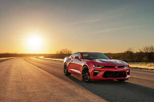 Hennessey pushes a Camaro to over 200 MPH - Photo