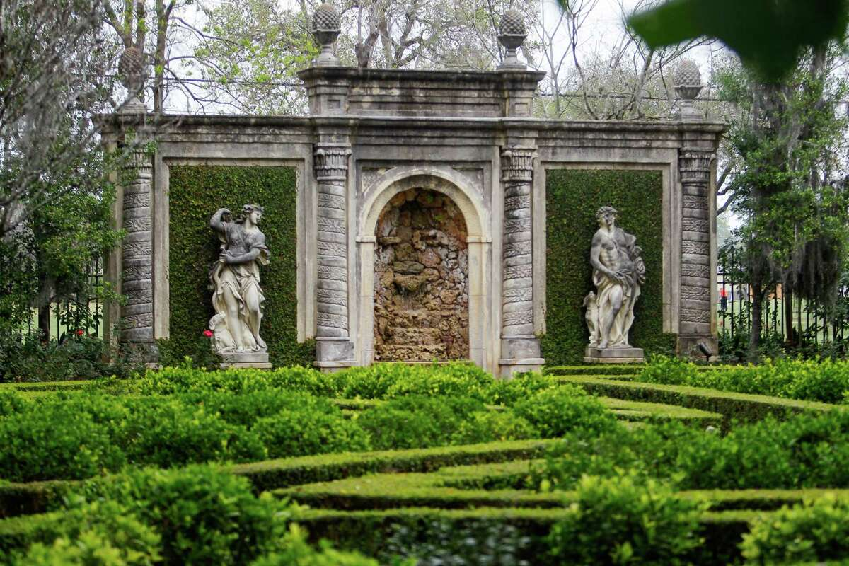 Take in the beauty of four public and three private gardens over the weekend during the 81st annual Azalea Trail organized by the River Oaks Garden Club.