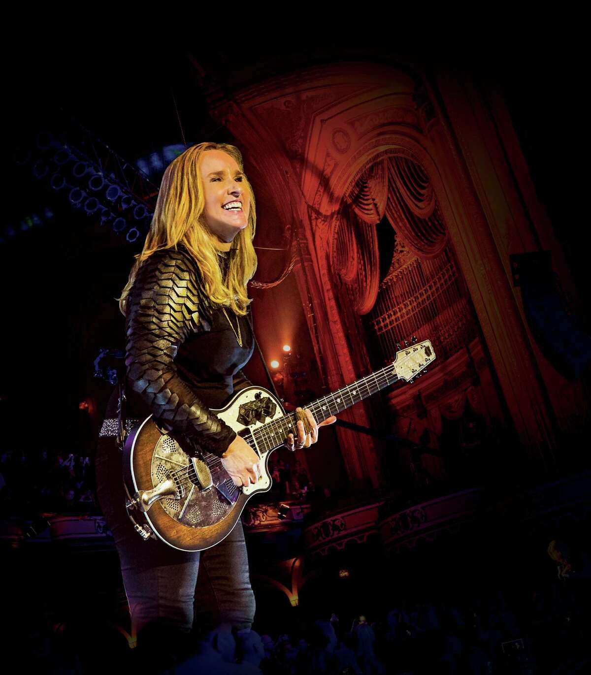 Singer Melissa Etheridge will be the keynote speaker for this year's Rose of Hope Luncheon, an annual fundraiser for Bridgeport Hospital's Norma F. Pfriem Breast Care Center.