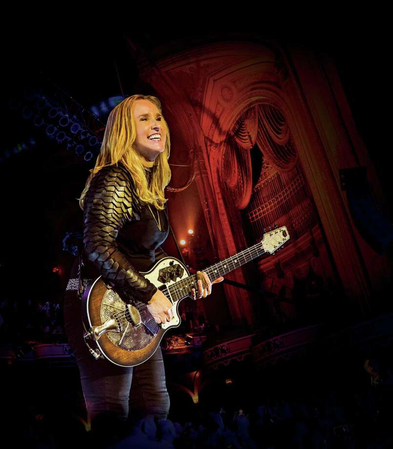 Singer Melissa Etheridge will be the keynote speaker for this year's Rose of Hope Luncheon, an annual fundraiser for Bridgeport Hospital's Norma F. Pfriem Breast Care Center. Photo: Contributed / Contributed