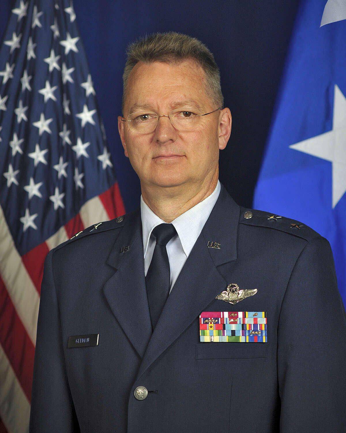 Gov. Andrew M. Cuomo selected Major General Anthony German as the 53rd Adjutant General of New York. (New York State Division of Military and Naval Affairs)