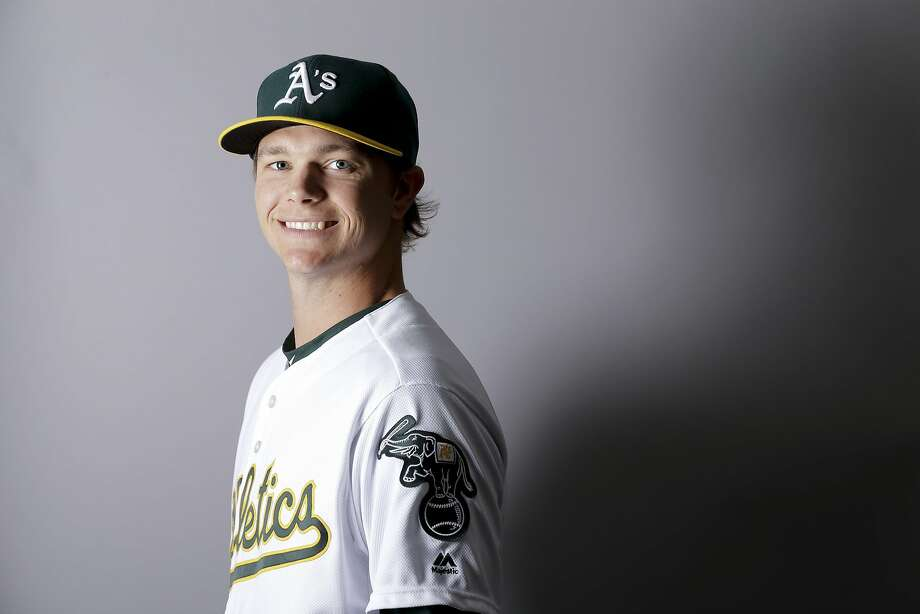 This is a 2016 photo of Sonny Gray of the Oakland Athletics baseball team. This image reflects the Oakland Athletics active roster as of Monday, Feb. 29, 2016, when this image was taken. (AP Photo/Chris Carlson) Photo: Chris Carlson, AP