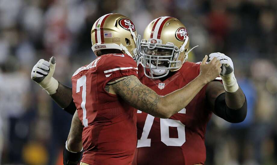 Ex-49ers tackle Anthony Davis says he's applied to return to NFL