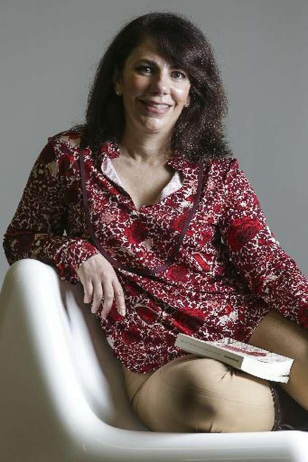 Rose Mary Salum. Photo: Michael Ciaglo/La Voz De Houston