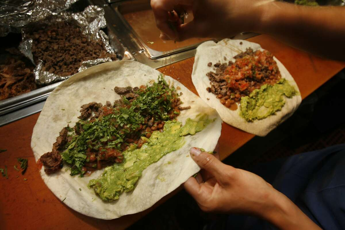 The most popular foodie tours in San Francisco, according to TripAdvisor Secret food tours San Francisco: Mission District Start time: 11 a.m. Duration: 3 hours Price: $74.31  You can't go to the Mission without having a Mission burrito. That's how you'll begin this tour. There will be at least five other stops along the way that include famous SF bakeries, an Italian deli, a clam chowder shop and an ice cream stop. The very last spot will be a surprise location chosen by the tour guide.