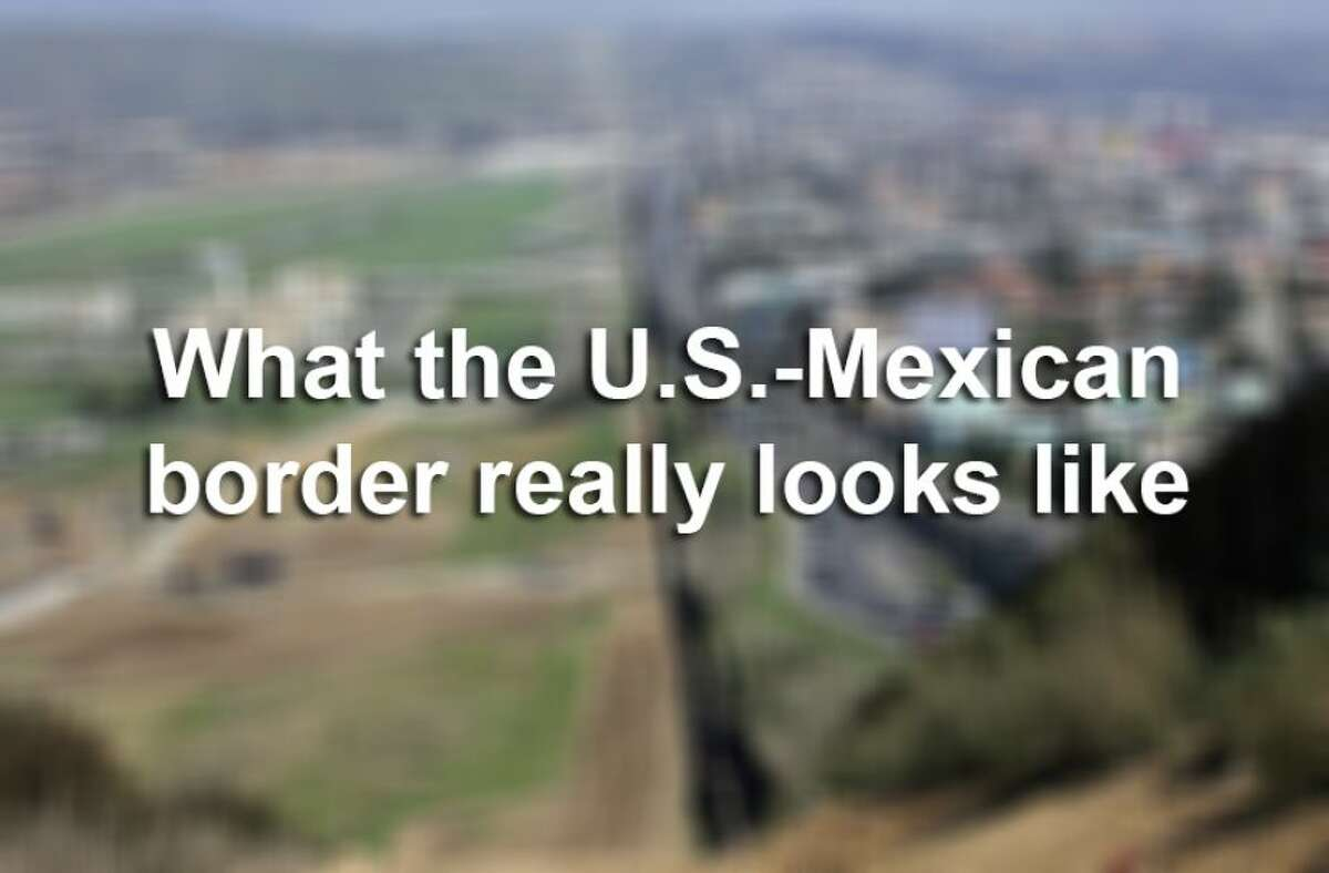 While some politicians like to paint a picture of the U.S.-Mexican border as a pre-militarized zone waiting for a wall and a soldier to keep it safe, in many cases the border resembles a neighborhood much like any other.