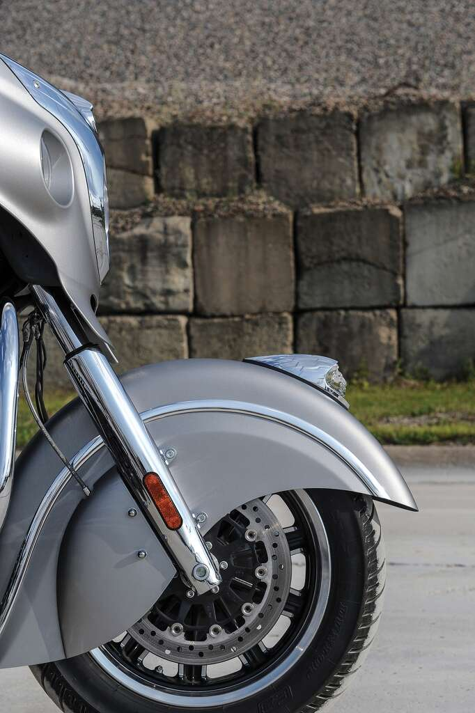 The 2016 Indian Chieftain Photo Motorcycle
