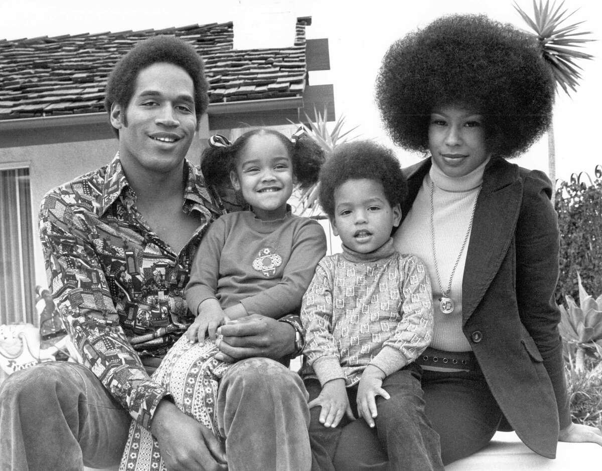 At that time, Simpson was married to Marguerite (Whitley) Simpson, and they had a daughter, Arnelle, and a son, Jason. O.J. and Marguerite divorced in 1979.