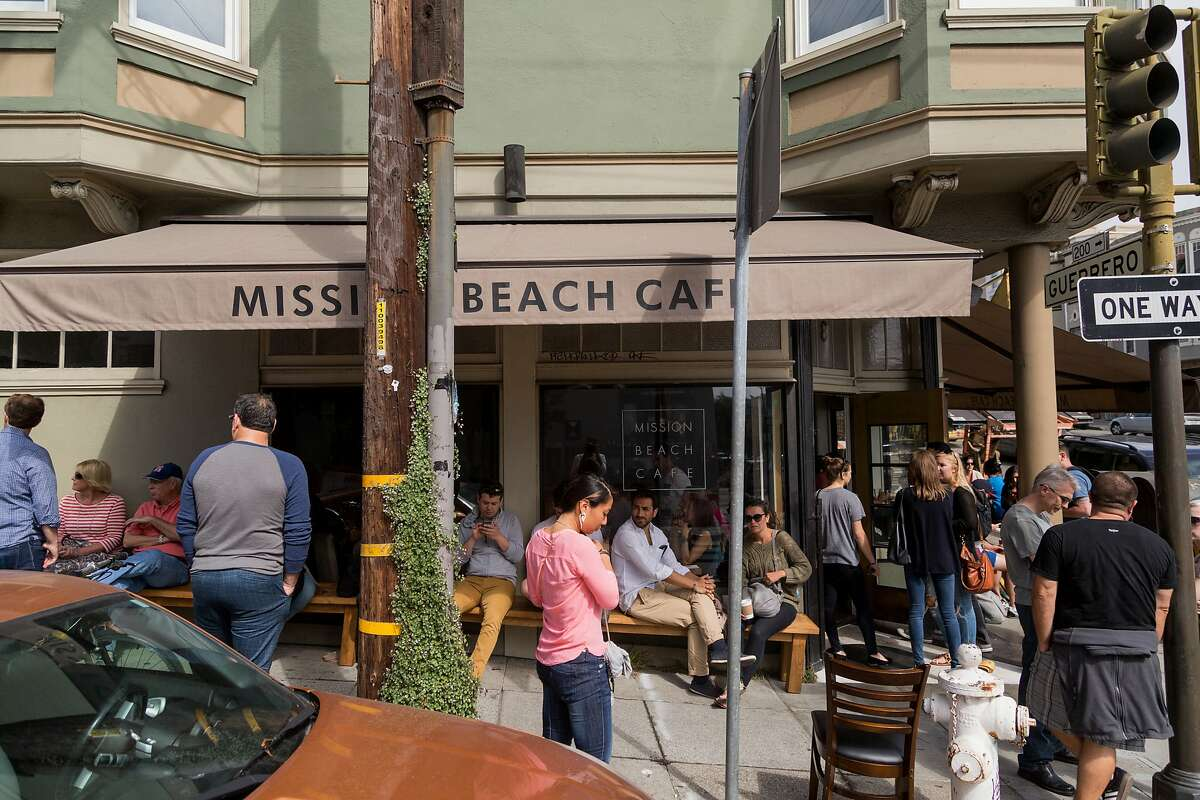 29. Mission Beach Cafe 198 Guerrero St. San Francisco, CA