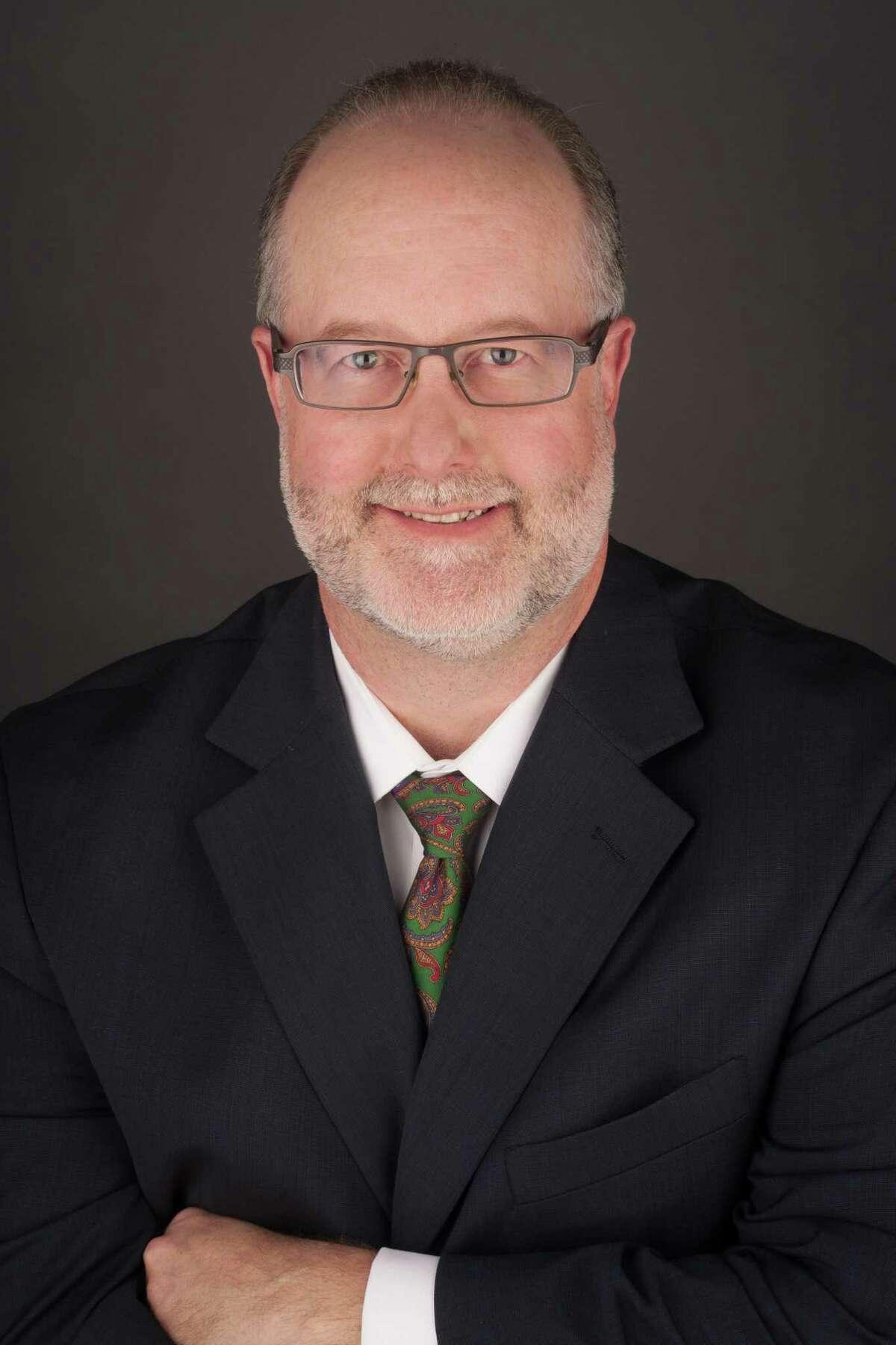 Steve Nivin, an assistant professor of economics at St. Mary's University