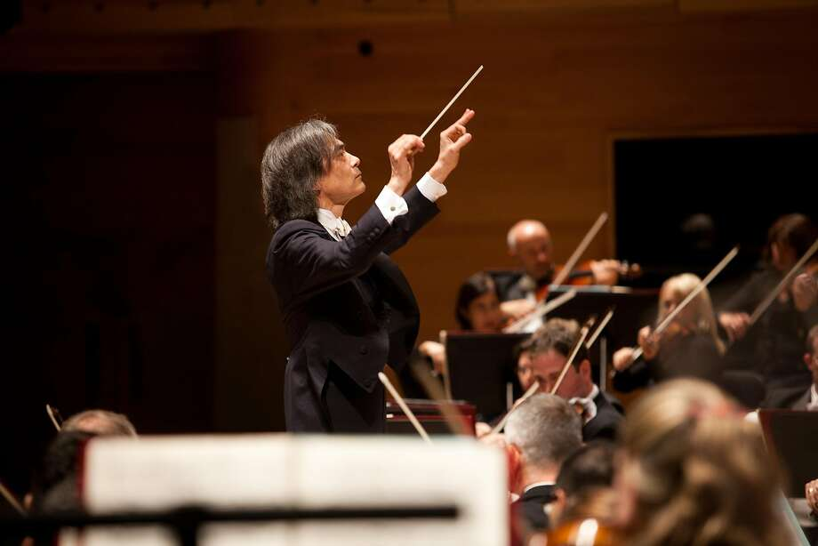 Kent Nagano conducts the Montreal Symphony Orchestra Photo: LuceTG.com