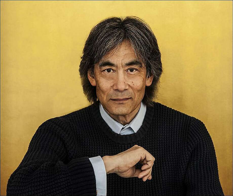 Conductor Kent Nagano was welcomed back to Berkeley with his Montreal Symphony Orchestra. Photo: Felix Broede