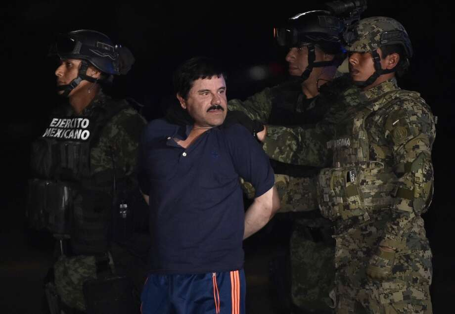 "Continue through the photos to take the ultimate quiz about the history of ""El Chapo"" and his alleged crimes. Photo: OMAR TORRES, AFP/Getty Images"
