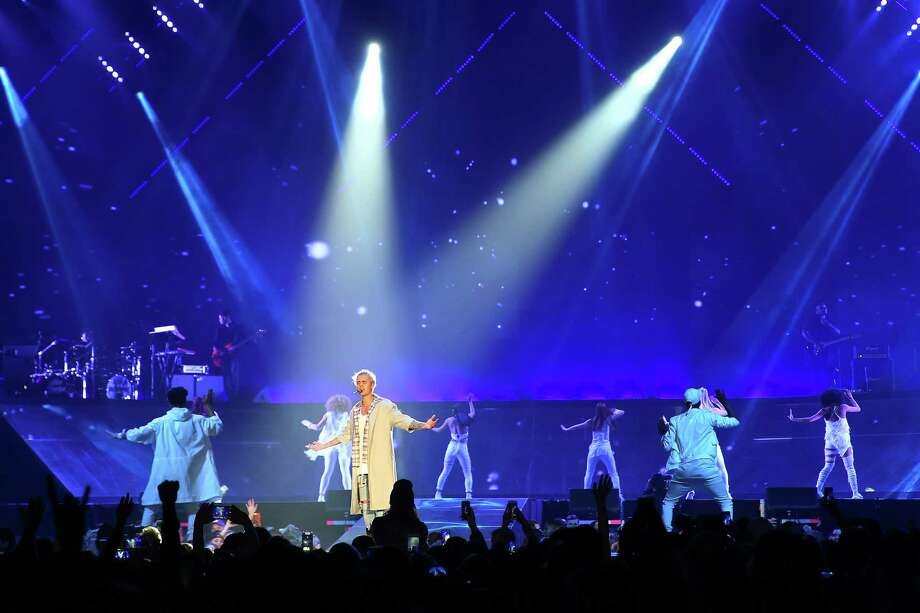 Justin Bieber performed on opening night of his Purpose World Tour at Key Arena in Seattle, Wednesday, March 9, 2016. Photo: GENNA MARTIN, SEATTLEPI.COM / SEATTLEPI.COM