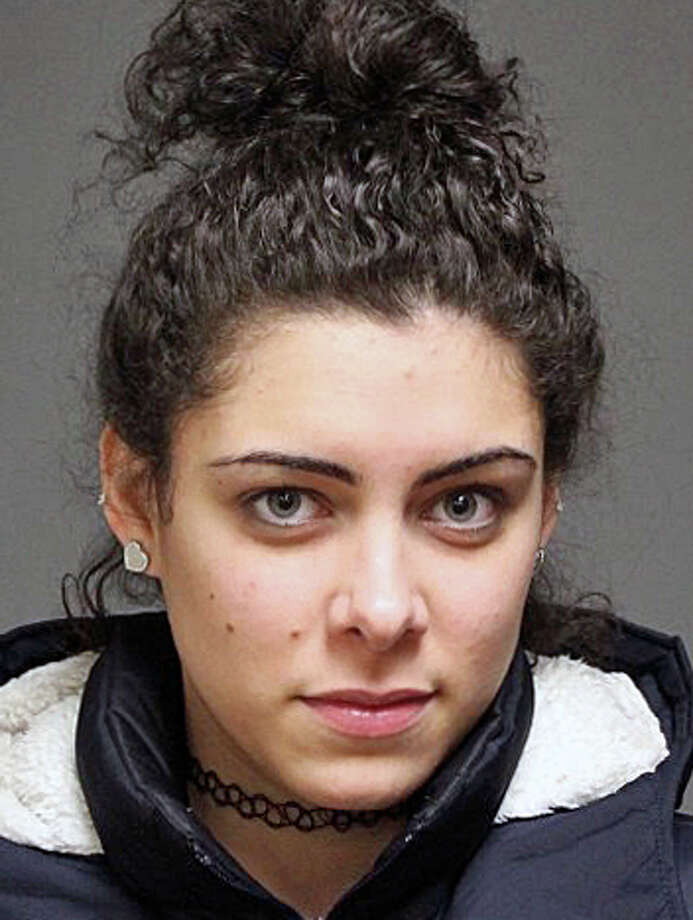 Sandy Teixeira, 23, of Bridgeport, was arrested on a warrant in connection with a December accident. Photo: Contributed Photo / Hearst Connecticut Media / Fairfield Citizen contributed