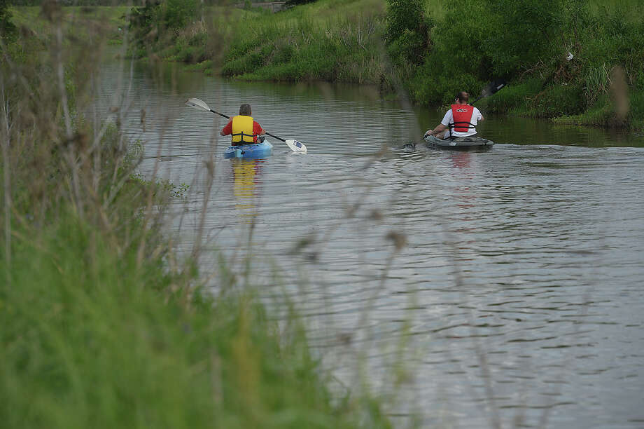 canoe launch sites in texas