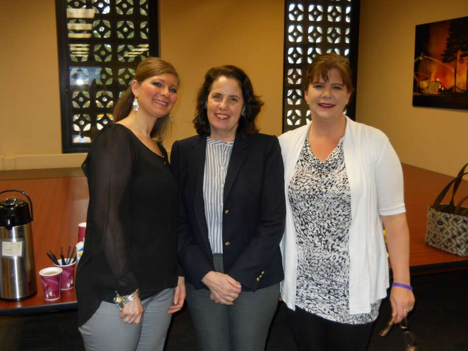 Were you Seen at the Women@Work Breakfast Series event, Build Your Confidence in Business, held at the Times Union in Colonie on Thursday, March 10, 2016?